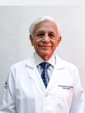 Dr. Humberto Cantoral